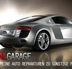 Audi-Reparatur