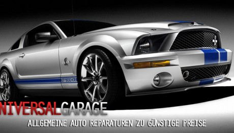 Ford-Shelby-Mustang-Reparatur