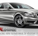 Mercedes-Benz-Reparatur